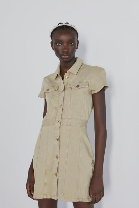Vestido Mono Rebajas 2020 Zara Verano 14