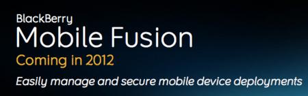 BlackBerry Mobile Fusion para gestionar dispositivos iOS y Android