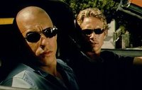 'Fast & Furious 5', con Vin Diesel y Paul Walker