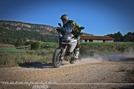 Ducati Multistrada 1200 Enduro Prueba 063