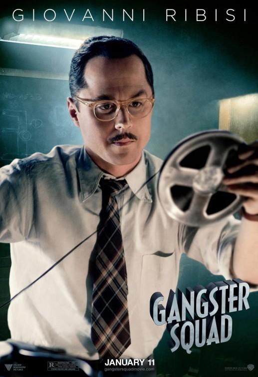 Foto de 'Gangster Squad (Brigada de élite)', los carteles (15/18)