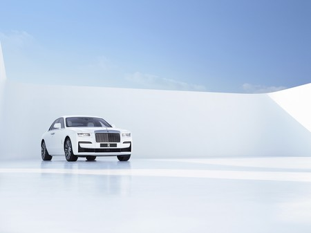 Rolls Royce Ghost 2021 8