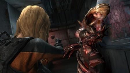 Rachel protagoniza el nuevo vídeo de 'Resident Evil: Revelations'