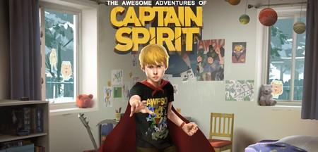 Análisis de Captain Spirit, la aventura que nos gustaría haber protagonizado de pequeños