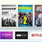 Nueve aplicaciones y características que echo de menos en el Apple TV