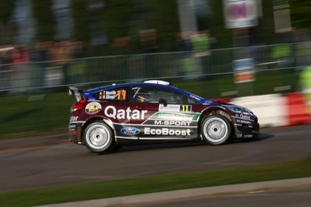 Rallye de Alsacia 2013: Thierry Neuville planta cara en territorio Loeb