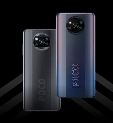Poco X3 Y X3 Pro