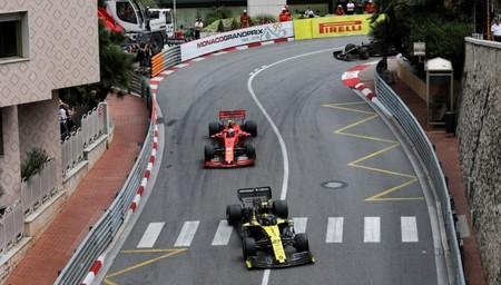 Hulkenberg Leclerc Monaco Formula 1 2019