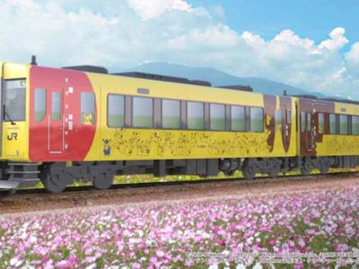 Si te gusta Pikachu no querrás bajarte jamás de este nuevo tren especial en Japón