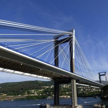 El segundo mejor puente del mundo está en España. Y cruza la ría de Vigo...