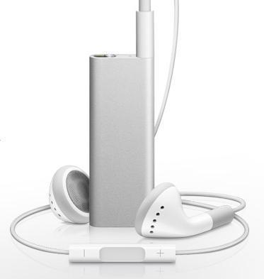 Nuevo iPod Shuffle, perfecto para entrenar