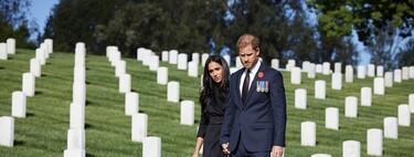 Meghan Markle y el príncipe Harry celebran también el Día del Armisticio en Los Ángeles