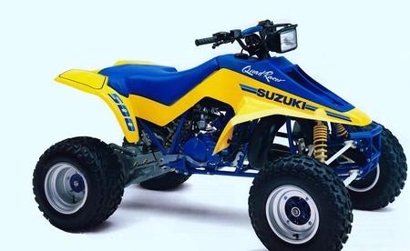 Suzuki Ltr 500