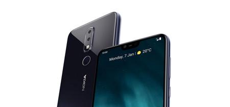 El Nokia 6.1 Plus comienza a recibir la actualización a Android 10