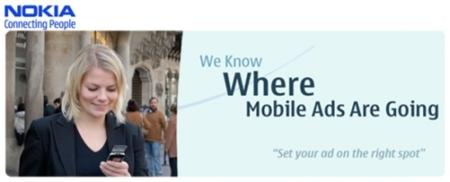 Nokia presenta en el WMC 2008 su red de publicidad para móviles