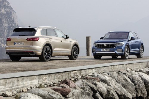 Probamos el nuevo Volkswagen Touareg, un SUV que crece en tamaño y tecnologías