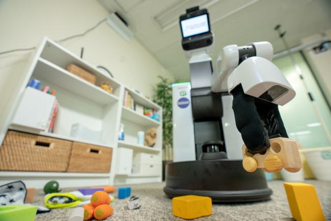 Estos robots ordenan las cosas tiradas por la casa con solo una orden, y podrían ser nuestros mejores aliados en el espacio