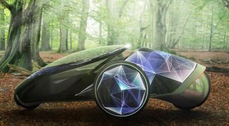 Toyota FV2: así es el sorprendente monoplaza camaleón