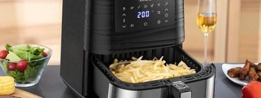 Patatas fritas en aceite vs. patatas fritas en freidora sin aceite: así se diferencian en valores nutricionales y de elaboración