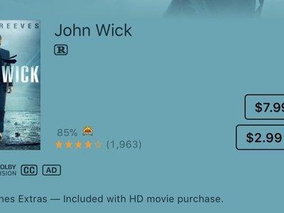 Apple empieza a lanzar contenido 4K a través de iTunes, justo antes de la preventa del nuevo Apple TV