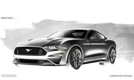 Ford podría haber revelado accidentalmente la llegada del nuevo Mustang