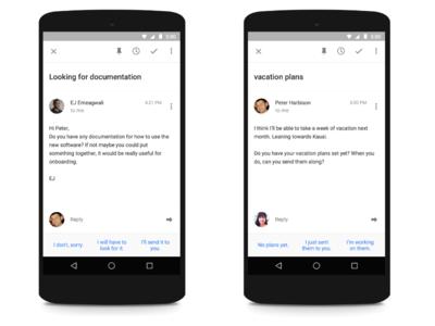 Inbox empezará a escribir los correos por ti de forma inquietantemente eficiente
