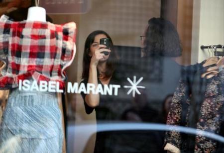 La más clonada se pasa al enemigo, Isabel Marant para H&M