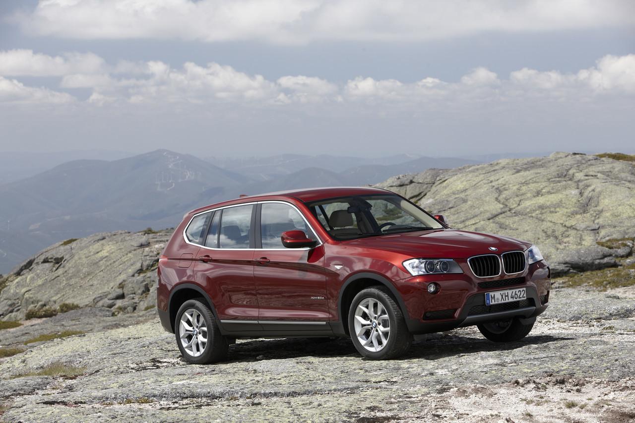 Foto de BMW X3 2011 (28/128)