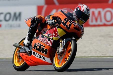 KTM se retira del mundial de 125 c.c