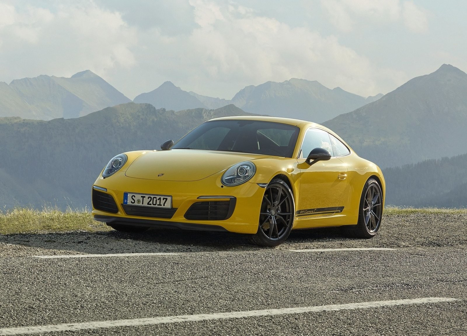 Foto de Porsche 911 Carrera T (1/13)