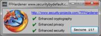 FFhardener: mejora la seguridad de tu navegación con Firefox