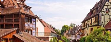 Colmar, la pequeña Venecia de Alsacia