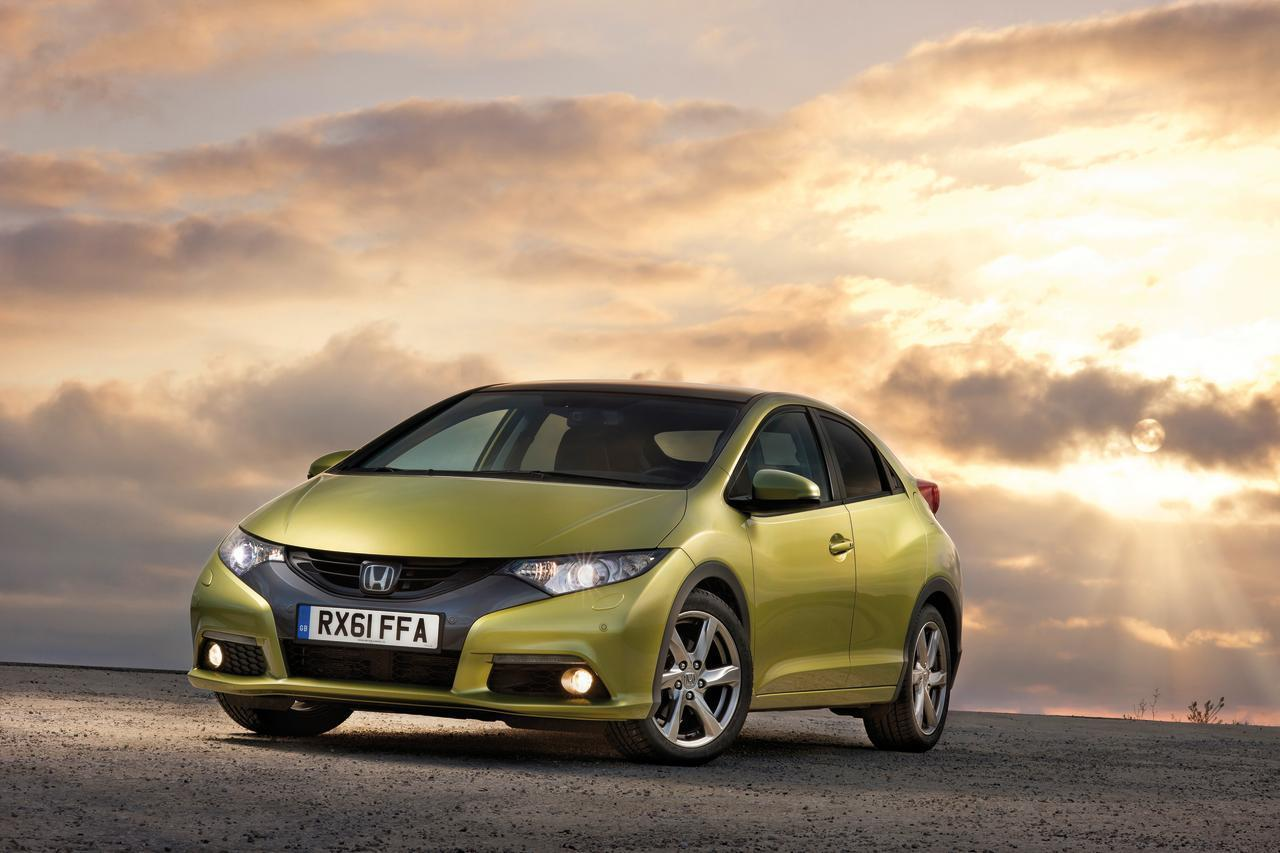 Foto de Honda Civic 2012 (116/153)