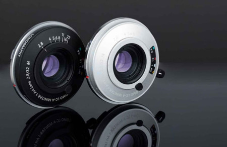 Lomography tiene una óptica muy interesante para la Leica M: la LC-A Minitar-1 Art 32 mm f/2.8