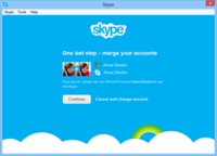Adios a Windows Live Messenger. Se integra con Skype