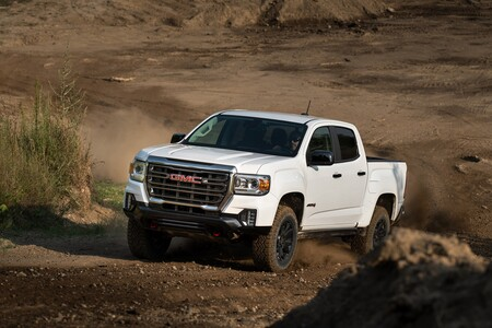 Gmc Canyon At4 Off Road Performance Edition 1