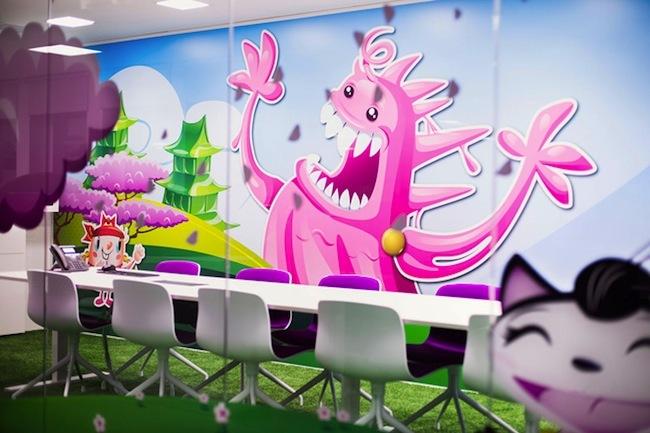 Foto de Oficinas Candy Crush (1/22)