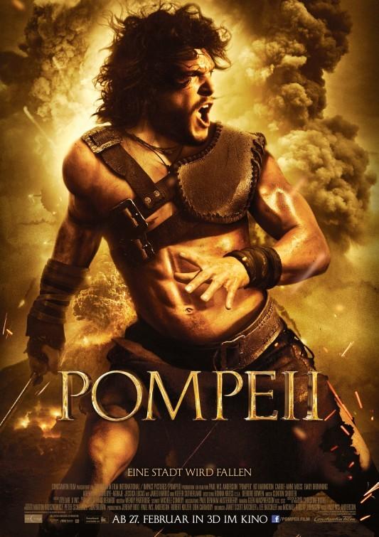 Foto de Carteles de la película 'Pompeya' (2/6)