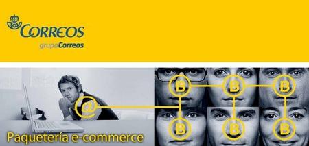 Paquetería e-commerce de Correos pensada para distribuir los productos de la tiendas online