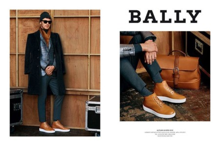 Clement Chabernaud Bally Fall Winter 2015 Campaign 003