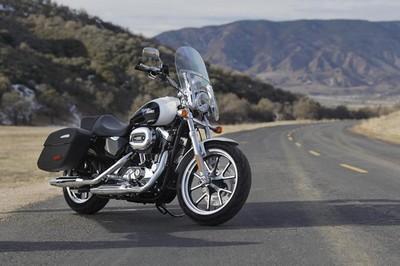 Harley-Davidson SuperLow 1200T, en busca de nuevos horizontes