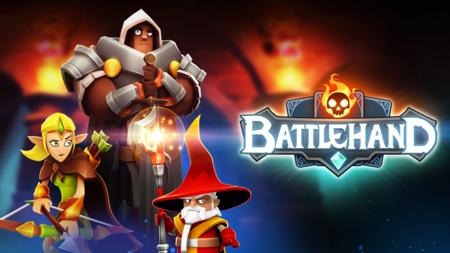 BattleHand para Android: un divertido y adictivo juego de rol y cartas de los creadores de Fable