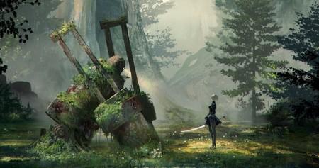 Hemos jugado las tres primeras horas de NieR: Automata, el prometedor RPG de acción de PlatinumGames