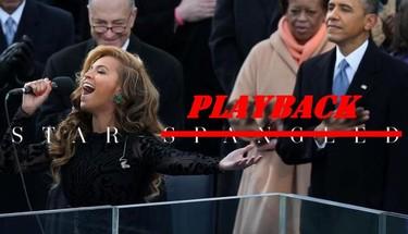 Drama musical-nacional: Beyoncé no cantó en directo para Obama y su país
