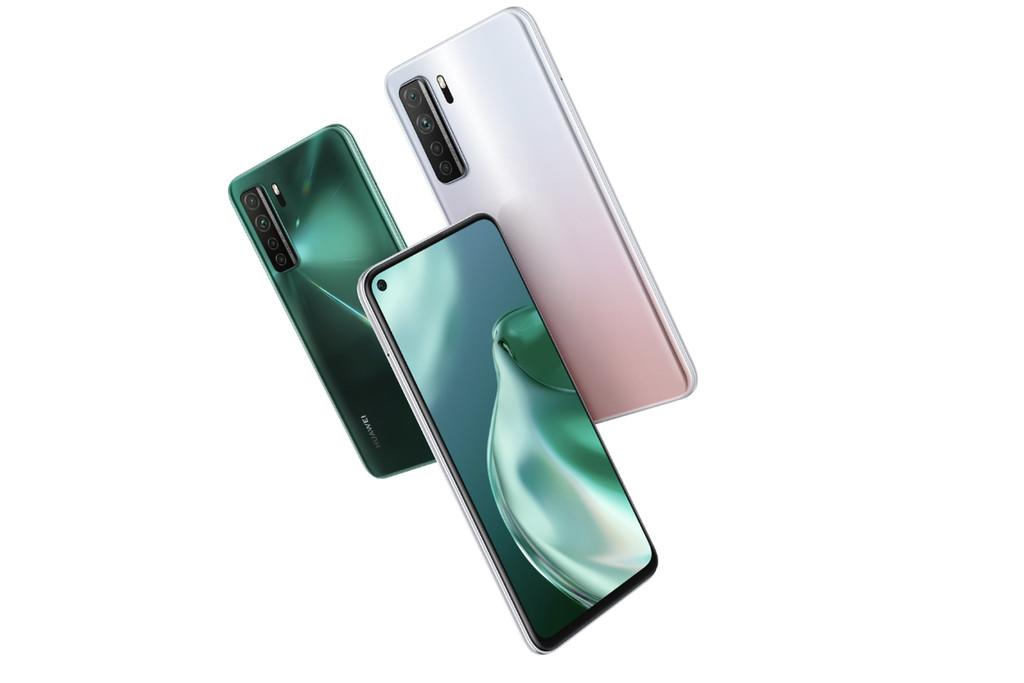 Huawei P40 Lite 5G: un actualizado grado calceta con la conectividad y recarga veloz por bandera