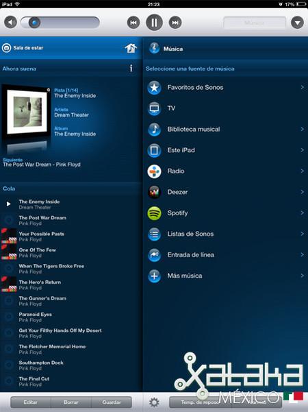 Sonos PlayBar Análisis App