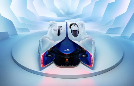 Alpine Vision Gran Turismo 03