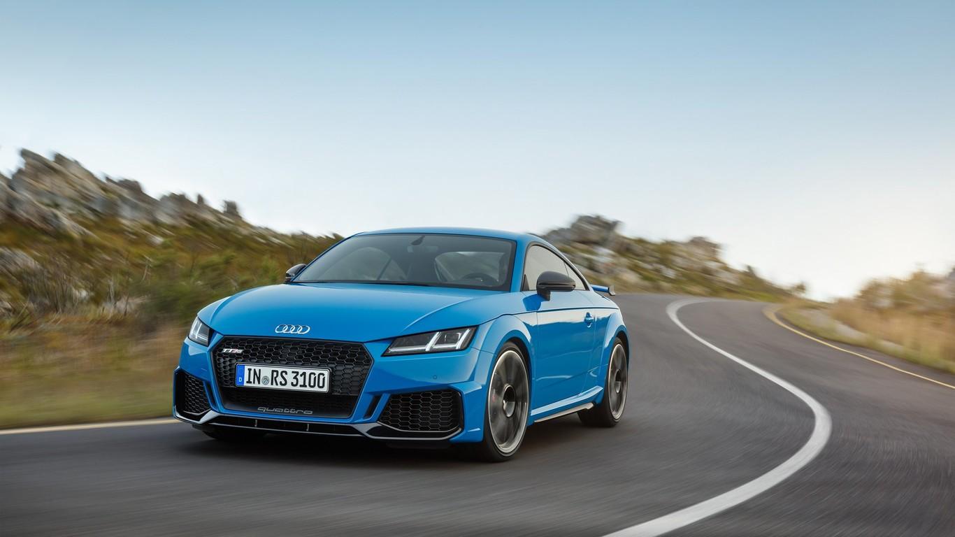 2020 Audi Tt Rs Speed Test