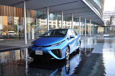 Toyota Mirai: la tecnología de pila de combustible cosecha 1.500 pedidos en un solo mes