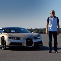 Los secretos del brutal Bugatti Chiron, al descubierto en cinco vídeos narrados por Andy Wallace, piloto de pruebas legendario